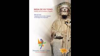 Agnus Deis - Misa de VII tono (M. Cela)