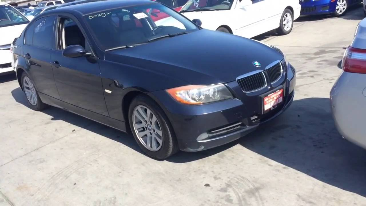 2006 BMW 325i review - YouTube