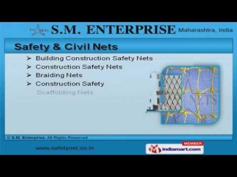 Packaging & Construction Nets by S.M. Enterprise, Mumbai