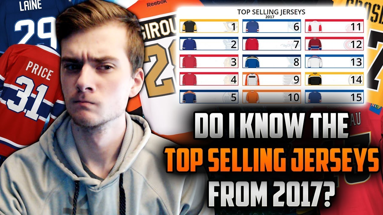 Can I Name the Top Selling NHL Jerseys From the 2016-17 Season ... b2a68dae496