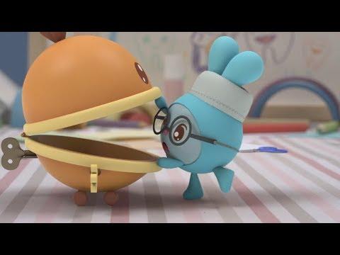 Малышарики - новые серии -  Зубастик. Идём к стоматологу (151 серия) Играем в доктора, лечим зубы