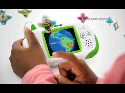 LeapFrog Leapster Explorer TV ad - Globe