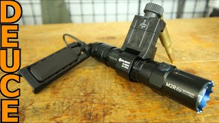 Olight M2R PRO Warrior Flashlight Review