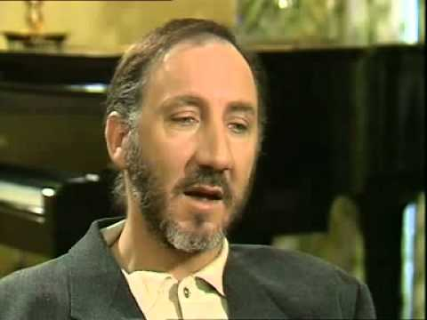 Pete Townshend FULL Interview 1989.