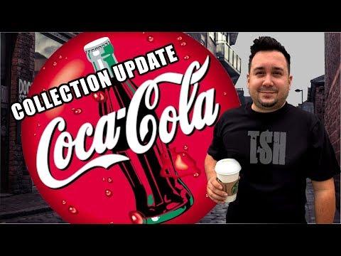Vintage Coke Coca Cola Bottle Collection Ebay Update!