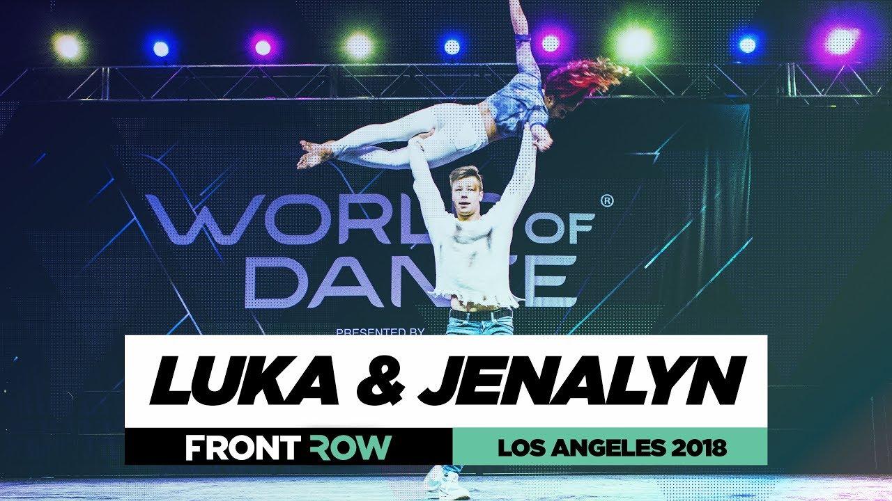 Luka & Jenalyn | World of Dance Los Angeles 2018