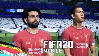 FIFA 20 MOD FIFA 14 Android Offline 900 MB Best Graphics New Menu Update