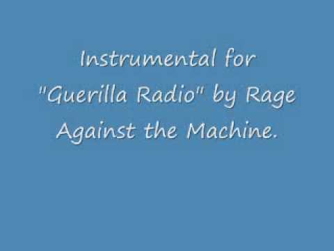 rage against the machine instrumentals