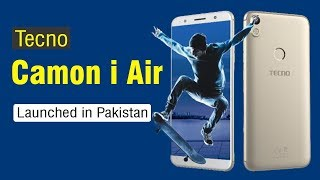 Tecno Camon i Air Full Review | Specifications & Features