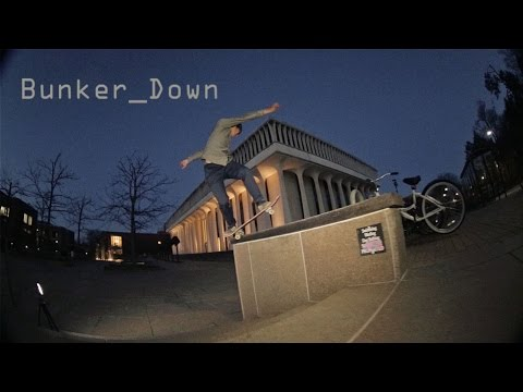 "Alien Workshop's ""Bunker Down"" Video"