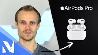 Apple AirPods Pro - Was ist neu? Lohnt sich ein Kauf? | Nils-Hendrik Welk