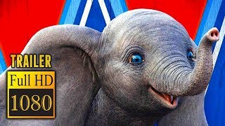 🎥 DUMBO (2019) | Full Movie Trailer in Full HD | 1080p