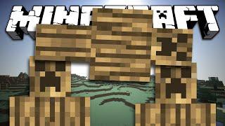 ДОМ ИЗ КРИПЕРА - Minecraft (Обзор Мода)
