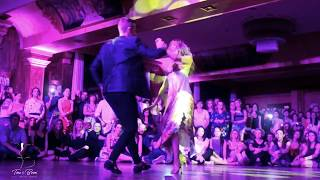 Barni Tina BBT Improvisation Show Evidencias Cubanero 2017