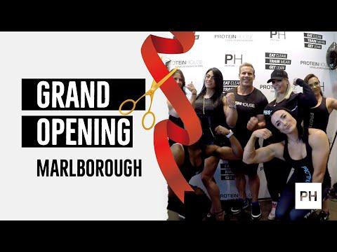 ProteinHouse Marlborough Grand Opening