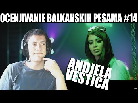 OCENJIVANJE BALKANSKIH PESAMA - ANDJELA VESTICA - DJAVO SE PROBUDIO (OFFICIAL VIDEO)