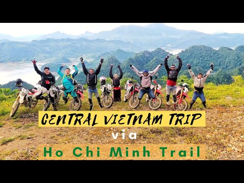 Our 7-day Central Vietnam Motorcycle Tour On Legendary Ho Chi Minh Trail