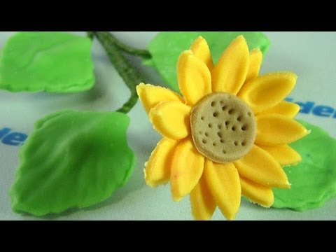 fondant-sunflower-tutorial-(slunečnice---drátkování-květin)