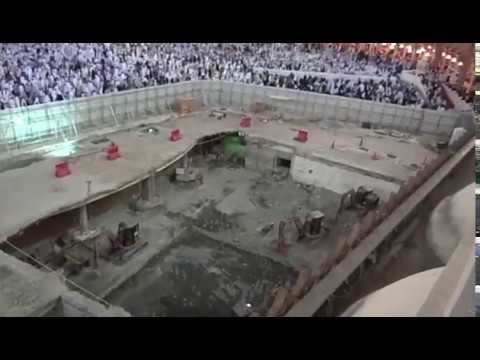 Download Lagu ZamZam Well construction in Mataf Area 27/11/2017 | Makkah ZamZam Well |