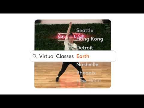 Find Virtual Fitness Classes Online with Mindbody