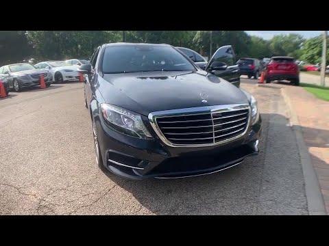 2016 Mercedes-Benz S550 Milwaukee, WI, Kenosha, WI, Northbrook, Schaumburg, Arlington Heights, IL 55