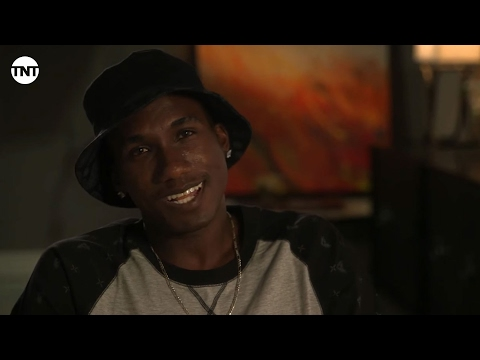 Day in the Life of Hopsin I Murder in the First I TNT