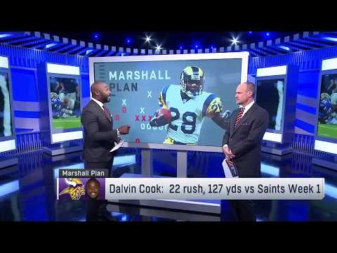 Marshall Faulk wrong about Dalvin Cook