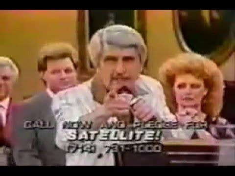 "PAUL CROUCH - ""GOD'S GONNA SHOOT YOU!"" - EXPOSING CHARLATANS"