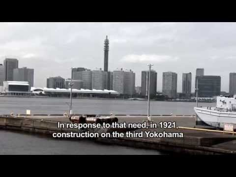 History of Yokohama North Dock