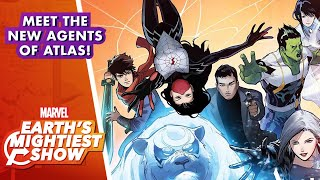Meet the New Agents of Atlas! | Earth's Mightiest Show