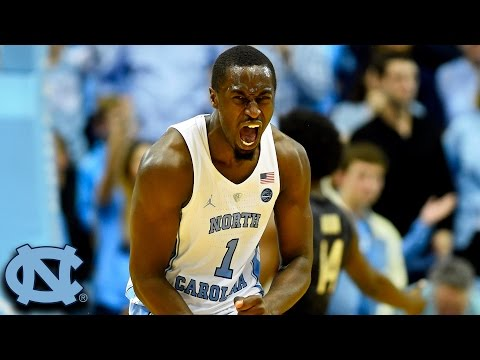 UNC Basketball: Top 5 Plays Of The Season