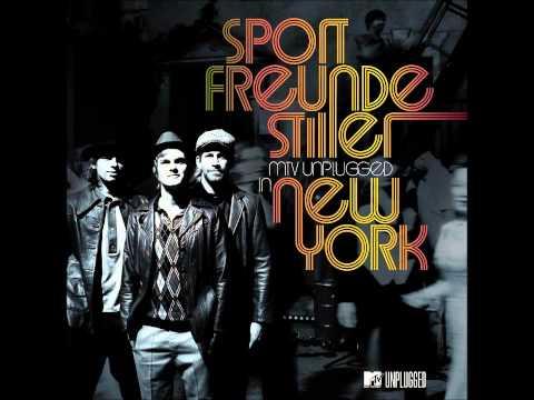 Sportfreunde Stiller - Ein Kompliment (MTV Unplugged in New York)