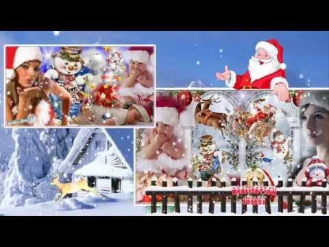 Merry Chrismast & Happy New Year HD