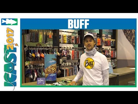 Buff Half Finger, Aqua, Eclipse, Elite & Full Flex Gloves | ICAST 2017