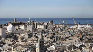 Италия: Генуя / Italy: Genoa(Прогулка по родному городу Колумба ) A walk around the native city of Christopher Columbus ) СМОТРИТЕ ТАКЖЕ / SEE ALSO: Италия: Турин..., 2016-09-17T11:47:46.000Z)