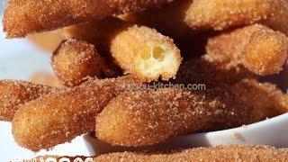 Churros maison/وصفات رمضانية Homemade churros Mp3