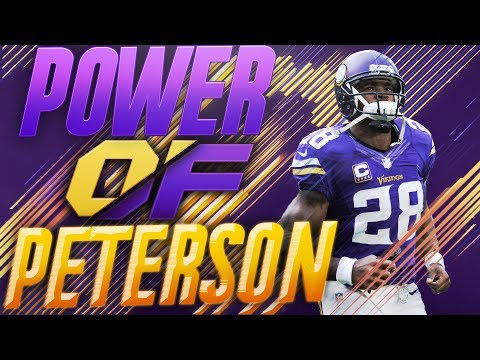 POWER OF PETERSON EPISODE 15 | MONEY BLITZ | Madden 18 Ultimate Team