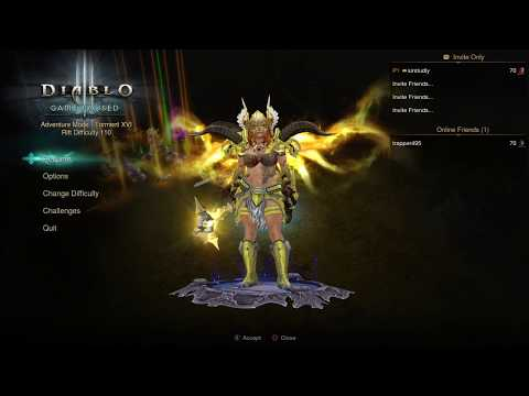 Diablo 3 S19-GR120+Amulet THE FLAVOR OF TIME:Barb Furious Charge Build Guide