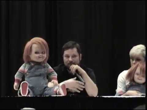 Child's Play Reunion Panel 2018 HorrorHound