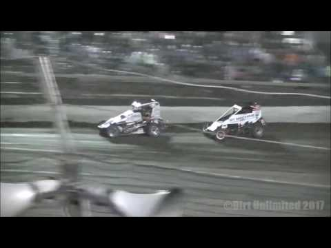 5.13.17 | POWRi Midget Feature | Macon Speedway