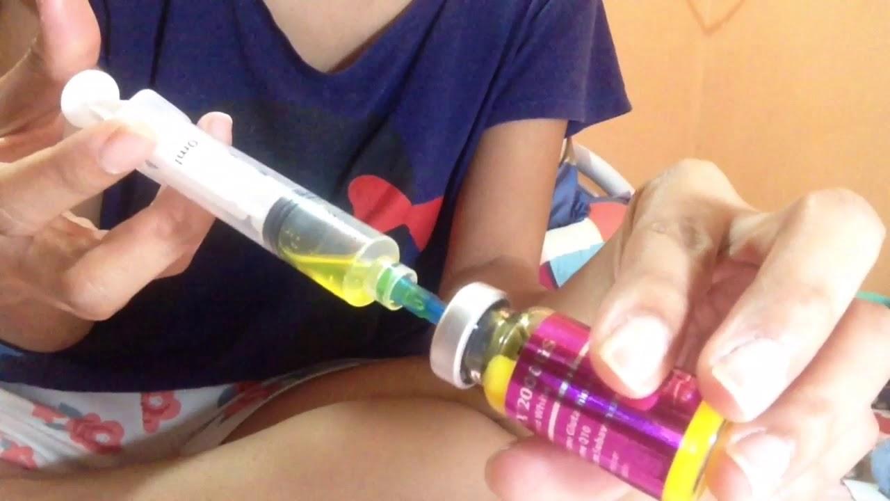 Administering Iv Drip Glutathione Selfiv Youtube Glutax 23000gk