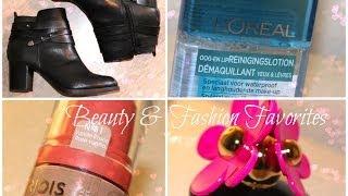 Beauty & Fashion favorieten