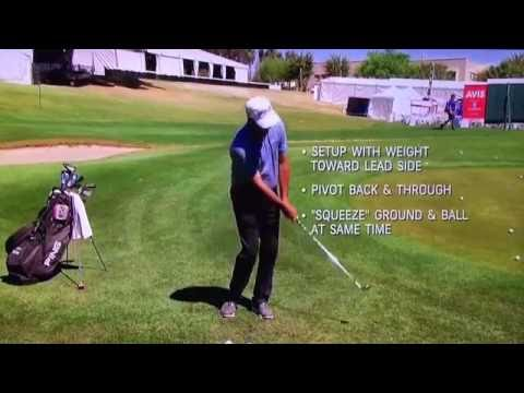 Stan Utley - Pitching & Chipping Instruction (2016)
