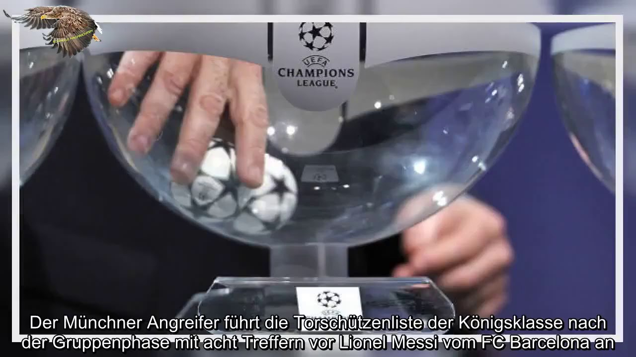 Ziehung Champions League