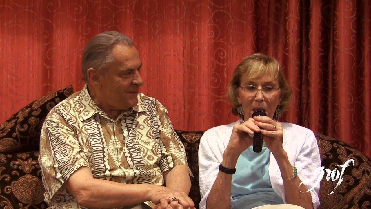 Кристина и Станислав Гроф: О любви