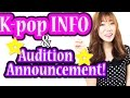 K-POP & AUDITION Info/K-pop College/It Factor Entertainment|TalkTalk Korean