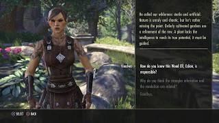 The Elder Scrolls Online: Summerset - Warden walkthrough part 7 ► 1080p 60fps - No commentary ◄