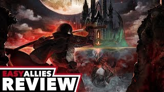 Bloodstained: Curse of the Moon - Easy Allies Review