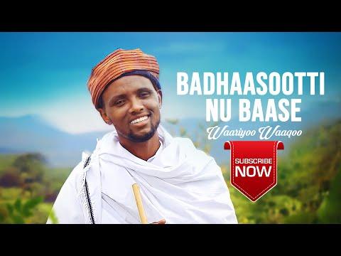 New Afaan Oromo Song by Wario Wako 2021 #Badhaasootti nu baase.