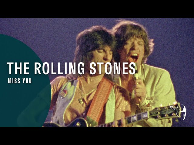 The Rolling Stones - Miss You (from